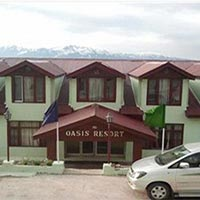 Hotel Asia The Oasis Resorts Patnitop Tour