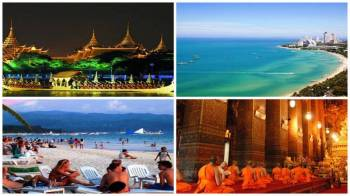 Amazing Trip of Bangkok & Pattaya