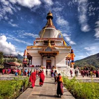 4 days and 3 nights Tour of Paro and Thimphu valley Tour