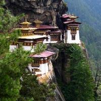 Paro - Thimphu - Taktsang Tour
