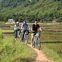 Mai Chau Cycling Tour 5 Days