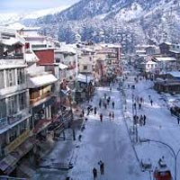 Manali Vovlo Tour Package