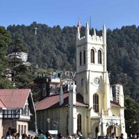 Shimla Volvo Packages