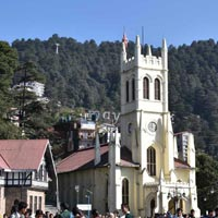 Shimla - Manali- Chandigarh Tour