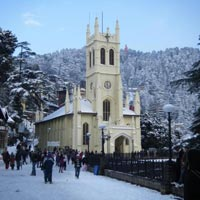 Shimla-Manali-Chandigarh Tour