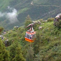 Haridwar - Dehradun - Mussoorie - Kempty Fall Tour