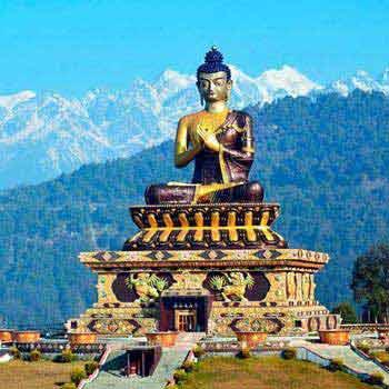 Gangtok 3N - Pelling 2N - Darjeeling 2N Package