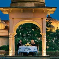 Golden Triangle Tour with Oberoi Villas Tour Package