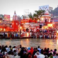 1N Haridwar + 2N Musoorie + 1 N Corbett + 1N Ranikhet + 1N Kausani + 2N Nainital Package: 8N/9D Tour