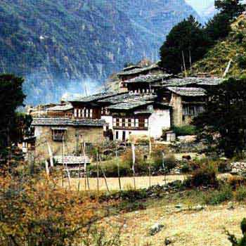 The Trail to Bumthang Tour