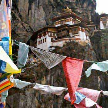 Pictures of Bhutan Tour
