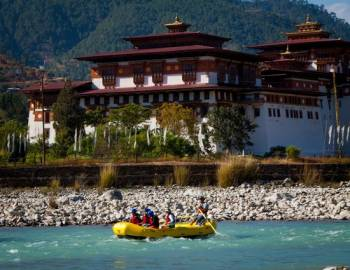 Bhutan Western Tour 3plus