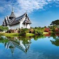Thailand 4night 5days Tour