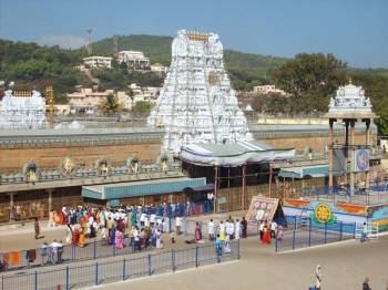 Tirupati Balaji Darshan Package from Chennai