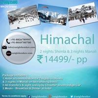 Paradise Himachal Tour