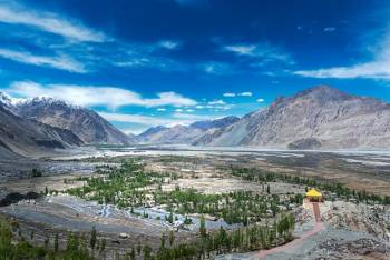 Beauty of Leh 7 N - 8 D Tour