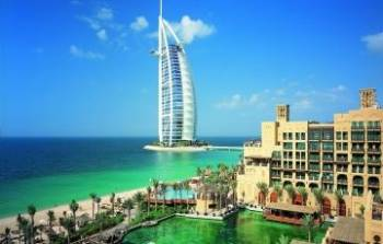 Dubai with Mauritius 7 N - 8 D Tour