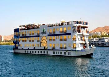 Egypt - Sharm El Sheikh and Nile Cruise Tour