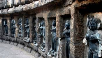 Temples, Biodiversity & Caves of Odisha Tour