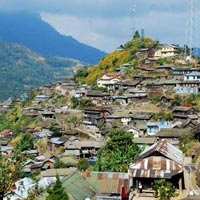 Nagas and Nature - North East India Tour