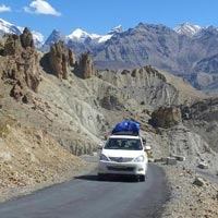 Lahoul-Spiti Jeep Safari Tour