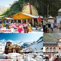 Gangotri-Yamunotri-Kedarnath-Badrinath Yatra - 11 D / 10 N