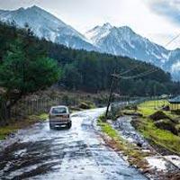 Manali - Leh - Srinagar Tour