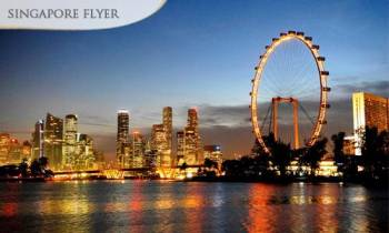 Spirit of Singapore with Cruise 5 Nights Tour