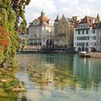 Paris - Interlaken - Lucerne 7N/8D Tour
