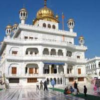 Gurdwara and Three Takhat Tour in Punjab