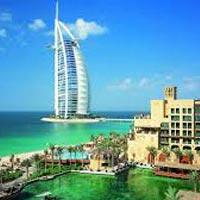 Dubai / Abu Dhabi / Oman in Cruise Tour