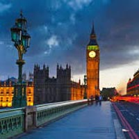 London And Mini Europe Tour