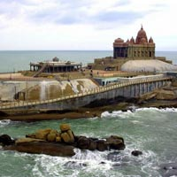Pilgrimage to Kanyakumari,Rameshwaram and Madurai Tour