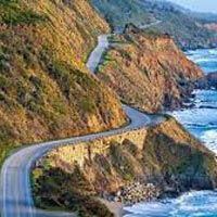 The Pacific Coast Highway in 1 Week Tour