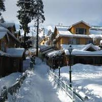 Skiing In Kashmir Tour