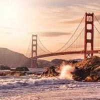 Usa Golden West 06 Nights/07Days Tour