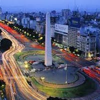 8N/9D Brazil - Argentina Package