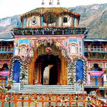 Chardham Badrinath - Kedarnath - Gangotri - Yamunotri Trip Tour