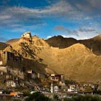 Srinagar -Ladakh - Manali Motor Bike Tour