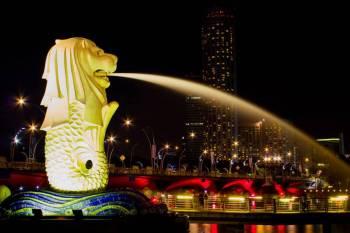 10 Nights with Bkk, Pty & Singapore Tour