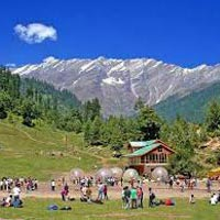 Dalhousie, Dharamsala, Kullu - Manali and Shimla tour package