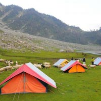 Kareri Lake Trek from Mcleodganj Tour