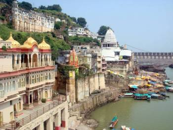 1 Day Ujjain Omkareshwar Tour