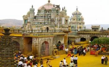 7D/ 6N Mumbai Nasik Aurangabad Parli Shirdi Pune Tour