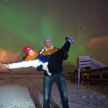 Northern Lights Super Jeep Tour Package