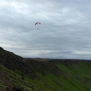 Tandem Paragliding (ReykjavÍK) Package