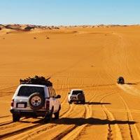 Desert Circle Tour