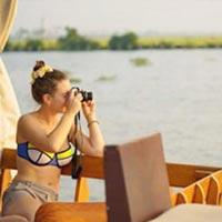 Azamara Journey Ship backwater boating Tour