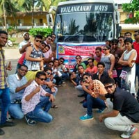 Goa Student Group Tour