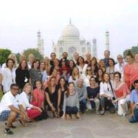 The Golden Triangle - North India Tour - New Delhi,Jaipur,Agra,Fathepur Sikri